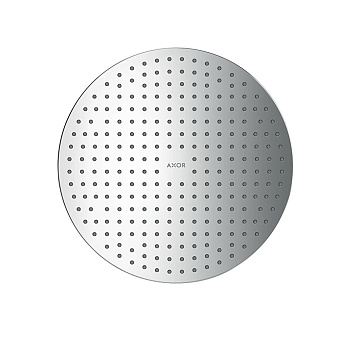 Axor ShowerSolution Верхний душ, Ø 300мм, 2jet, потолочный монтаж, цвет: хром