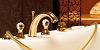 Смеситель на борт ванны Webert Karenina КА730101 Бронза/кристаллы Swarovski