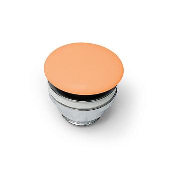 Artceram Донный клапан для раковин универсальный, покрытие керамика, цвет: orange cameo