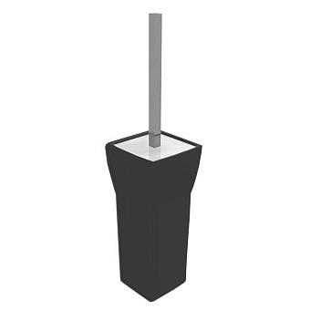 Bertocci Grace Ерш напольный, цвет: черная керамика/хром