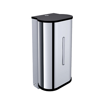 EMCO System2 Дозатор жидкого мыла настенный, 800мл, сенсорное управление, цвет: хром