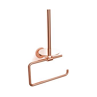 Bertocci Cinquecento Держатель для туалетной бумаги с держателем для запасного рулона, цвет: розовое золото