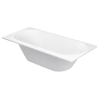 Duravit Darling New  Ванна 1800х800х480 мм, акриловая, прямоугольная встраиваемая или с панелями,с 2 наклонами для спины, цвет белый