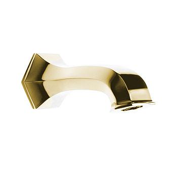 Stella Eccelsa Настенный излив для ванны 0/250, цвет: золото