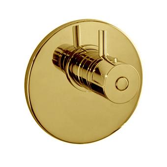 Carlo Frattini Fimatherm Смеситель для душа встроенный, термостатический,  цвет: золото