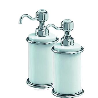 Burlington Classic Дозатор для жидкого мыла, двойной