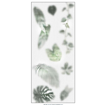 Ornamenta Operae Керамическая плитка 120х278см, настенная, декор: Cloudy White