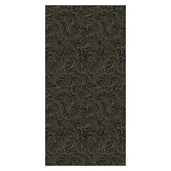 Devon&Devon Decor Slabs Керамогранит 120x240см, универсальная, глазурованнаный, декор: acanthus black&gold