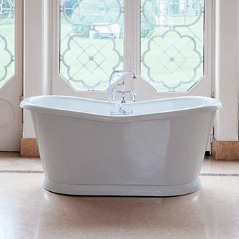 Gentry Home Georgian 164 Ванна отдельно стоящая 164х70,5хh71 см