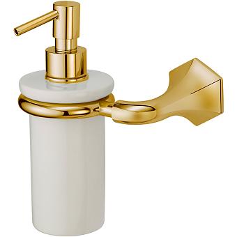 CISAL Cherie Дозатор подвесной, цвет золото/керамика