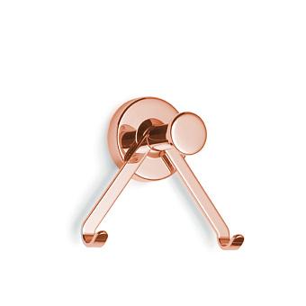 Bertocci Cinquecento Крючок двойной, цвет: розовое золото
