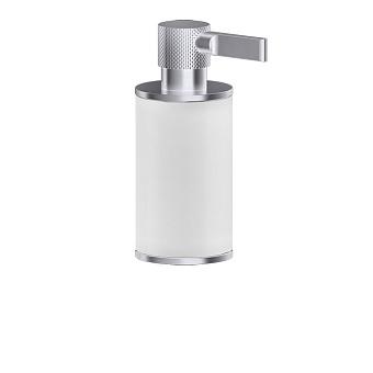 Gessi Inciso Дозатор для жидкого мыла настольный, цвет: белый/finox