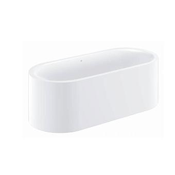 Grohe Essence Ceramic Ванна 180x80x57.5 см, отдельностоящая, цвет: белый