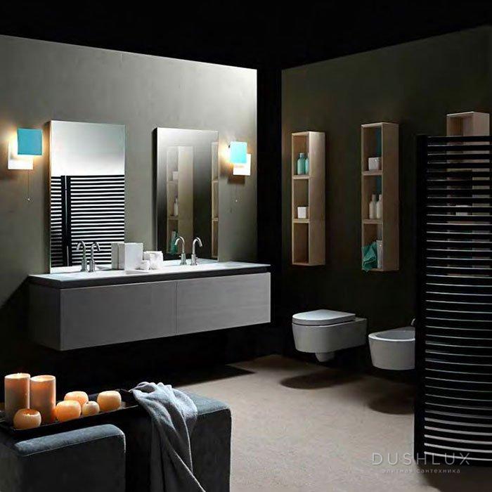 Karol KS comp. №15, комплект подвесной мебели 180 см. цвет: Grigio Piombo + Grey