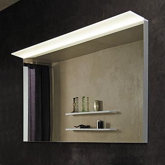 Burgbad Yso Зеркало с подсветкой 140x84.5см, сенсорный выкл.