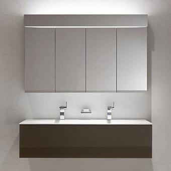 Keuco Edition 11 Комплект мебели 1400х535х350 мм, цвет: трюфель