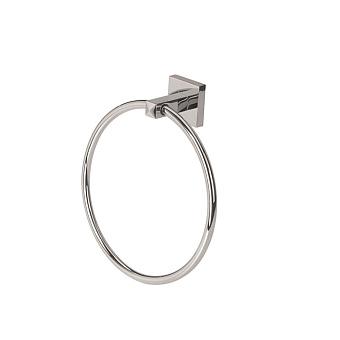 StilHaus Urania Полотенцедержатель-кольцо, подвесной, цвет: хром