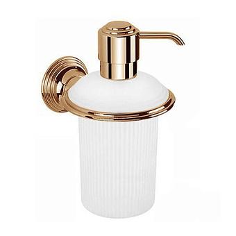 Colombo Hermitage B9335 Дозатор для жидкого мыла, подвесной, золото