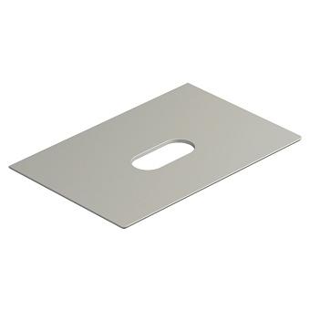 Catalano Horizon Столешница керамическая 75х25хh11см, подвесная/накладная, цвет: цементный матовый