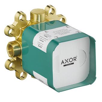 Axor Скрытая часть для верхнего душа AXOR LampShower 1jet с держателем, дизайн Nendo, и верхнего душа AXOR 240 2jet с держателем, дизайн Front