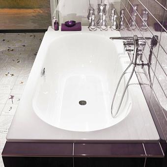 Bette Starlet Ванна встраиваемая 190х90х42 см, с шумоизоляцией, BetteGlasur® Plus, цвет: белый