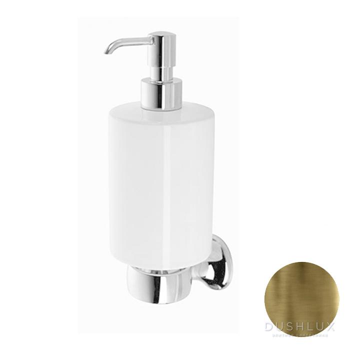 Webert Opera Дозатор для жидкого мыла подвесной, керамика, цвет: бронза