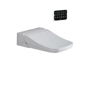 Noken NK Concept Электронное сиденье совместимое с унитазом, подогрев сиденья с регулировкой температуры, функция биде, цвет: белый