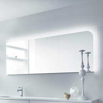 Burgbad Sinea Зеркало с подсветкой 160x64 см, сенсорный выкл.