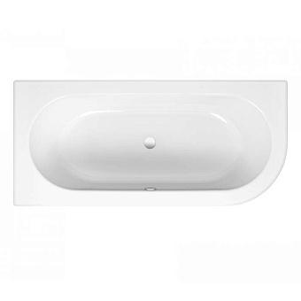 BETTE Starlet  IV Ванна встраиваемая 185х85x42 см, с шумоизоляцией, BetteGlasur® Plus, цвет: белый