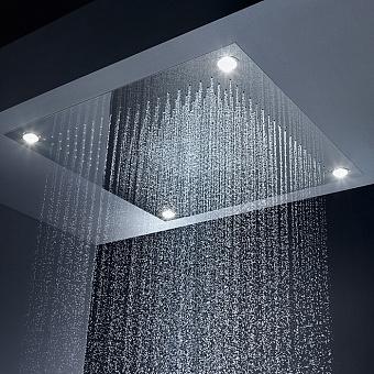 Axor ShowerCollection Верхний душ ShowerHeaven 720x720 мм, сподсветкой, ¾', нерж.сталь