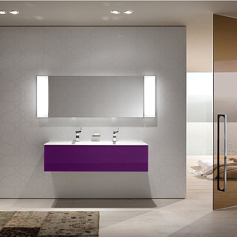 Keuco Edition 11 Planning Комплект мебели 140х53.5х35 см, фиолетовый