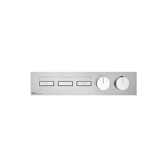 Gessi Hi-Fi Термостат для душа, с включением до 3 источников одновременно, цвет: хром
