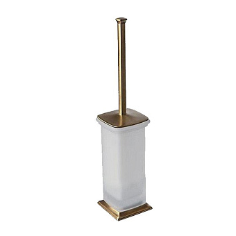 Colombo Portofino Туалетный ёршик, напольный, цвет: бронза
