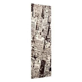 Cinier Manhattan Дизайн-радиатор 210x70 см. Мощность 1312 W