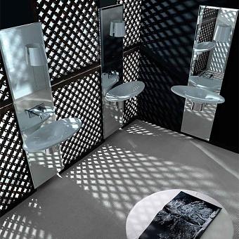 Karol KS comp. №11, комплект подвесной мебели 80 см. цвет: Белый
