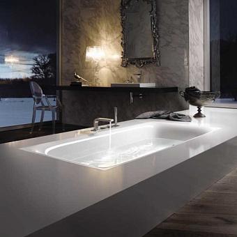BetteLux прямоугольная с шумоизоляцией 170x75x45 cm, с самоочищающимся покрытием BetteGlasur ® Plus, цвет белый,  (для удлиненного слива-перелива)