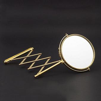 Cristal et Bronze Prestige Зеркало косметическое с раздвижным держателем