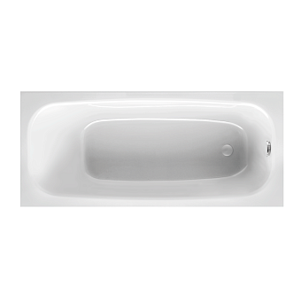 Mauersberger Elisal Ванна встраиваемая 160x75 см, цвет: белый