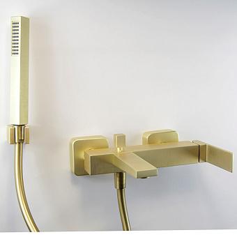 Webert Pegaso Смеситель для ванны, цвет: матовое золото