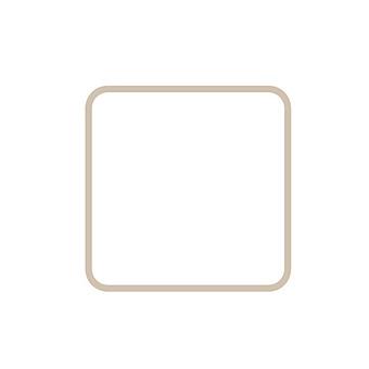 Bertocci Fly Держатель настенный металлический для ершика, цвет: nichel mat