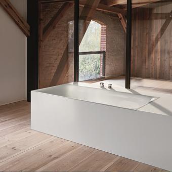 Bette Lux Ванна 180x80x45 см, прямоугольная, с шумоизоляцией, BetteGlasur® Plus, цвет: белый