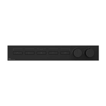 Gessi Hi-Fi Термостат для душа, с включением до 5 источников одновременно, цвет: Black Metal PVD