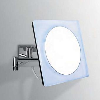 Colombo Complementi B9756 Зеркало косметическое, увеличение х3, подсветка