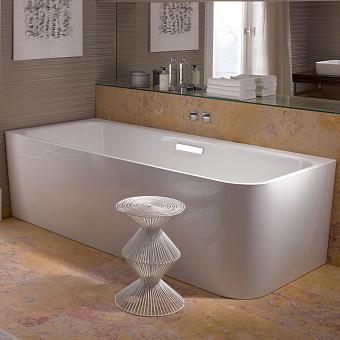 Bette Art IV Ванна 185х80х42 см, прямоугольная, с шумоизоляцией, BetteGlasur® Plus, цвет: белый