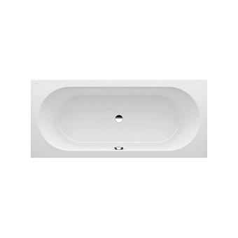 Laufen Pro Ванна встраиваемая, 170x75см., прямоугольная, цвет: белый