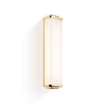 Decor Walther New York 40 N LED Светильник настенный 7x9x42см, светодиодный, 1x LED 10.3W, цвет: золото