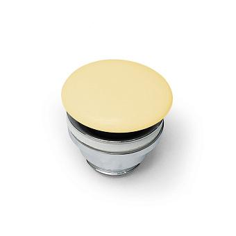 Artceram Донный клапан для раковин универсальный, покрытие керамика, цвет giallo zinco