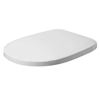 AZZURRA Pratica Сиденье для унитаза 62,5 см, цвет: белый/хром