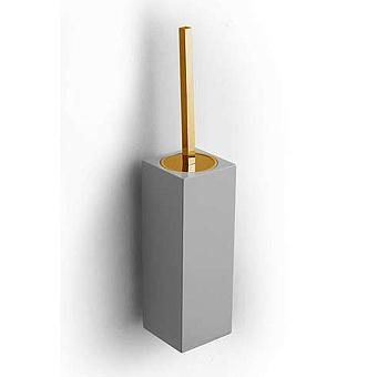 Bertocci Settecento Ерш подвесной, цвет: белый матовый композит/золото