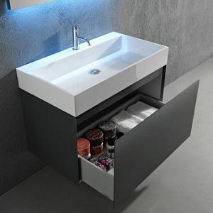 Мебель для ванной комнаты Antonio Lupi Gesto
